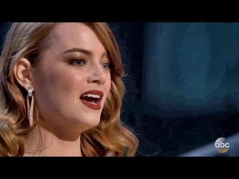 Download Youtube: Best Actress Emma Stone Oscar Winner 2017 Speech