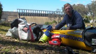 Murray River Expedition Part 13 ~ Above, Within & Below the Hume Dam