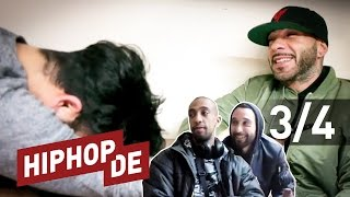 Azad: Fanfragen, Kool Savas, Xavier Naidoo, JuliensBlog, Farid Bang & SpongeBozz (Interview) #waslos