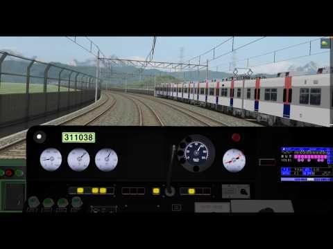 Train simulator BVE5: South Korea Dongin-cheon Express Subway Line 1/ BVE5 구로~동인천 급행(1호선)