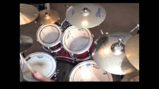 Closer To Free Drum Cover
