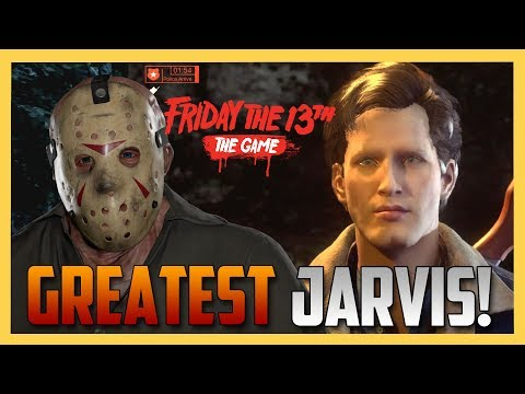 Greatest Tommy Jarvis Ever - Friday the 13th The Game