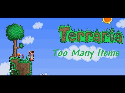 Terraria TooManyItems Download [1.2.2]