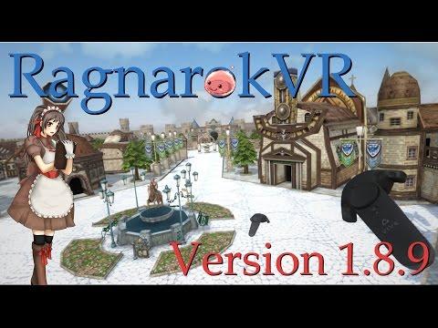 RO x VR: 從南門跑到裴揚感動!!!-仙境傳說VR | RagnaroKVR Ver 1.8.9 (English/日本语/한국어 description)