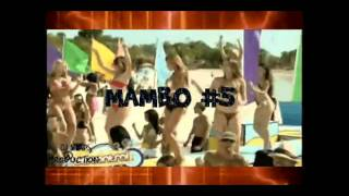 Mambo # Number Five - DJ snappz edit