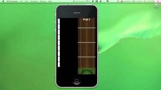 उपयोगकर्ता मैनुअल - मिडी फ्रेटबोर्ड वेर 1.3 - मिडी गिटार, बास, बैंजो, उकलूले, शामिसन नियंत्रक screenshot 1