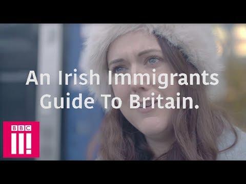 An Irish Immigrant's Guide to Britain   Grainne Maguire's Life Lesson