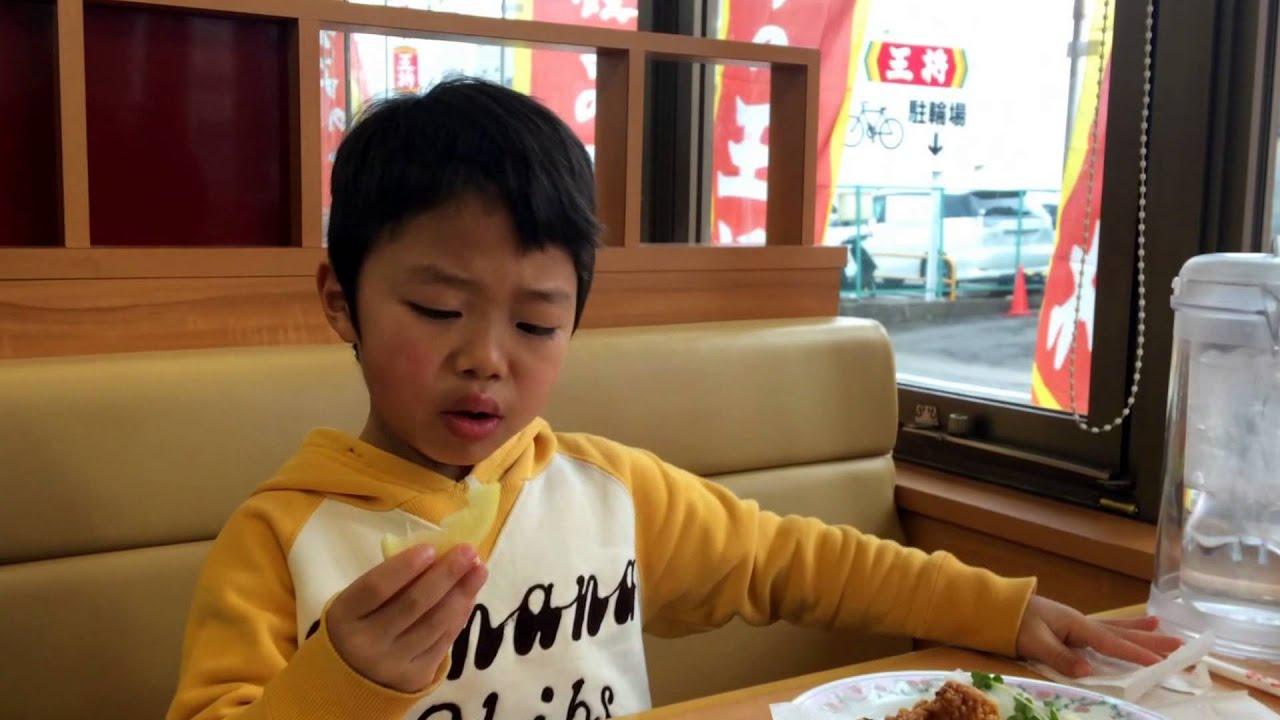 レモンすっぱい(|||ノ`□´)ノオオオォォォー!!  so sour Lemon!! can't stop