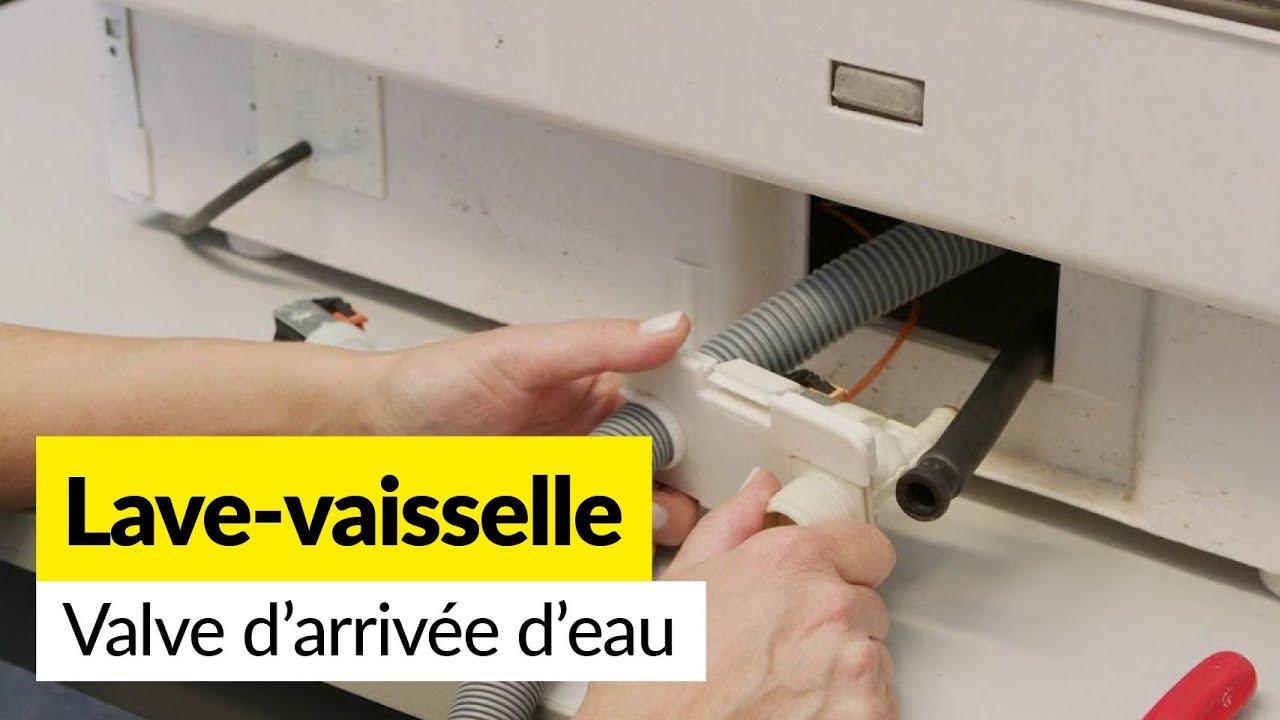 Filtre Piscine Lave Vaisselle comment remplacer l'électrovanne sur un lave-vaisselle