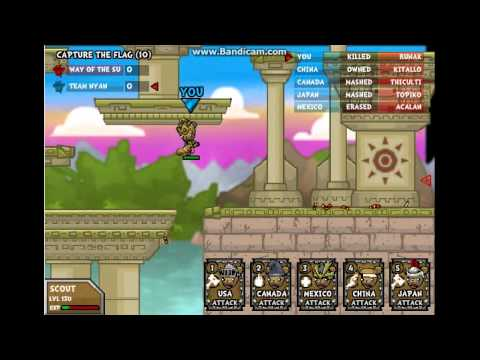 Hacked Flash Games: Bearbarians #2 (Lions tigers and bears oh my!)