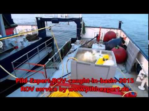 PihlExpert ROV caught in basin 2015