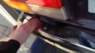 Удаление ржавчины с бампера ВАЗ 2107 за минуту!)(Простой, дешёвый способ очистки бампера от ржавчины. Можно применять не только для бампера), 2015-03-19T23:33:58.000Z)