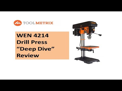 best-benchtop-drill-press:-wen-4214-deep-dive-examination