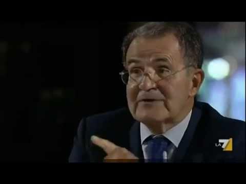 Romano Prodi  sull