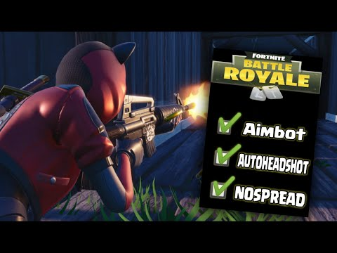 FORTNITE MOD-MENU [PS4/XBOX/PC]