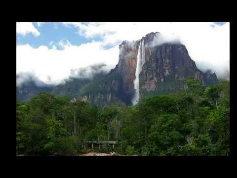 Водопад Анхель.  Венесуэла