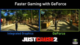 See The Difference With Nvidia Geforce Graphics Cards