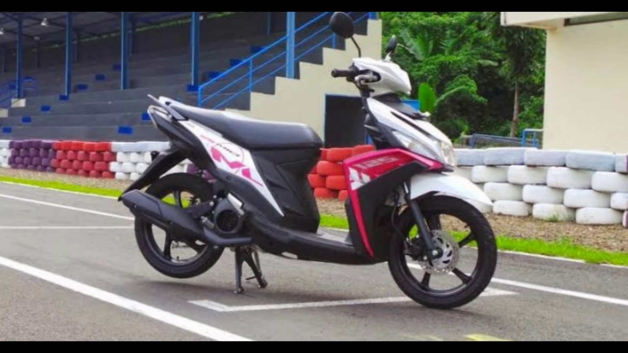 Honda Beat 2015 Esp Vs Yamaha Mio M3 Youtube