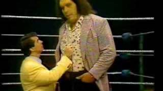 Andre the Giant Archives