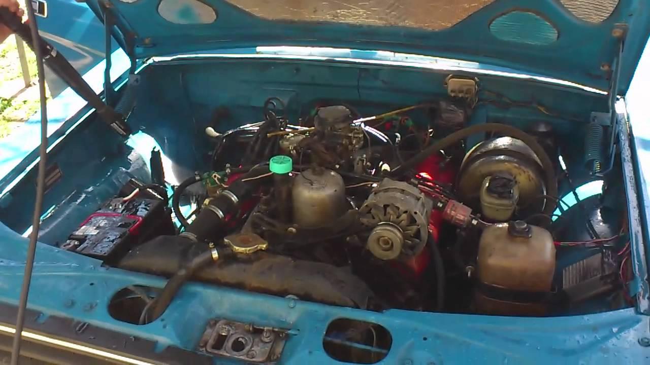 Двигатель Chrysler 2.4L в сборе на а/м Волга и ГАЗель - YouTube