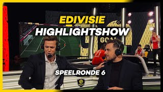 HIGHLIGHTSHOW | SPEELRONDE 6 | eDivisie 2019-2020 FIFA20