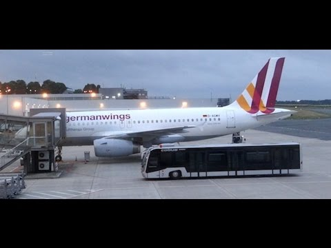 Flight Report - Germanwings Airbus A319 Economy Class Dortmund to Munich