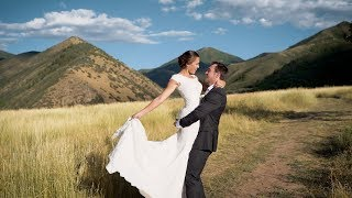 First Look Bridals Filmed ONLY with 35mm Lens