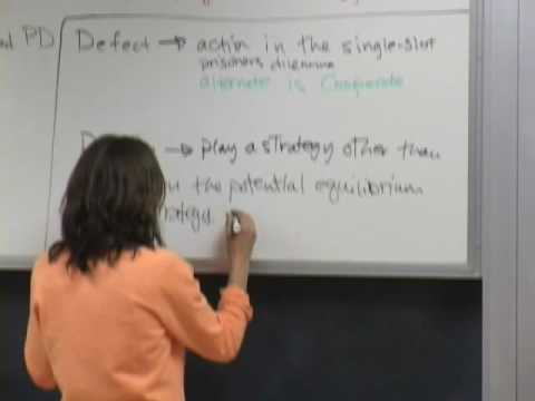 Political Science 30: Politics and Strategy, Lec 17, UCLA