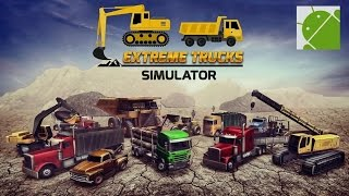 Extreme Trucks Simulator (by Ovilex) - Android Gameplay HD