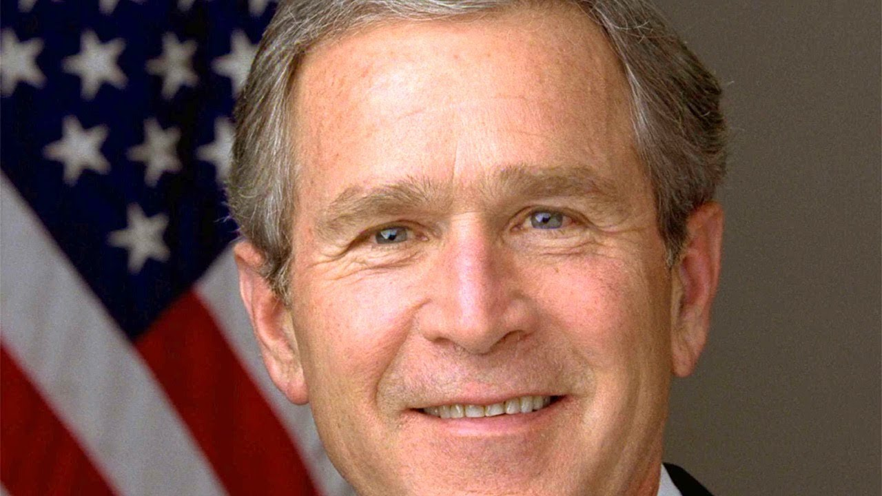 The George W Bush Song Youtube