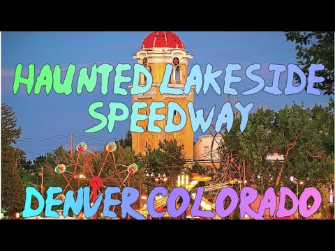 Haunted Lakeside Speedway!!!!
