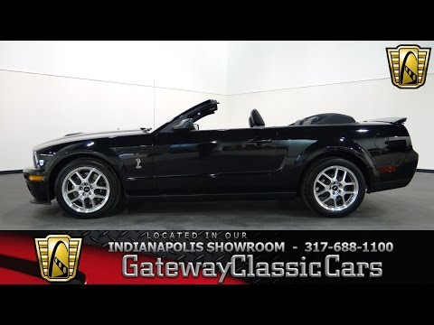 2007 Mustang GT500 Convertible - Gateway Classic Cars Indianapolis - #727 NDY