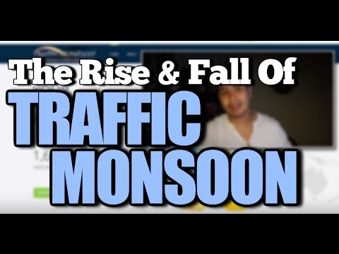 Traffic Monsoon Review - Is It Scam or Ponzi? SEC lawsuit 2016