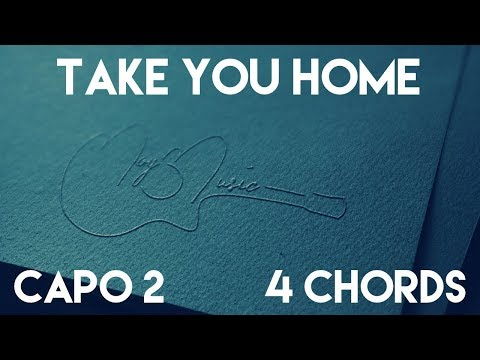 How To Play Take You Home by Cassadee Pope | Capo ( Chords) Guitar Lesson
