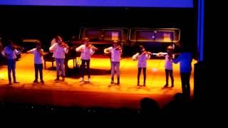 Audición infantil en la Escuela de Música Andrés Isasi 6º/11
