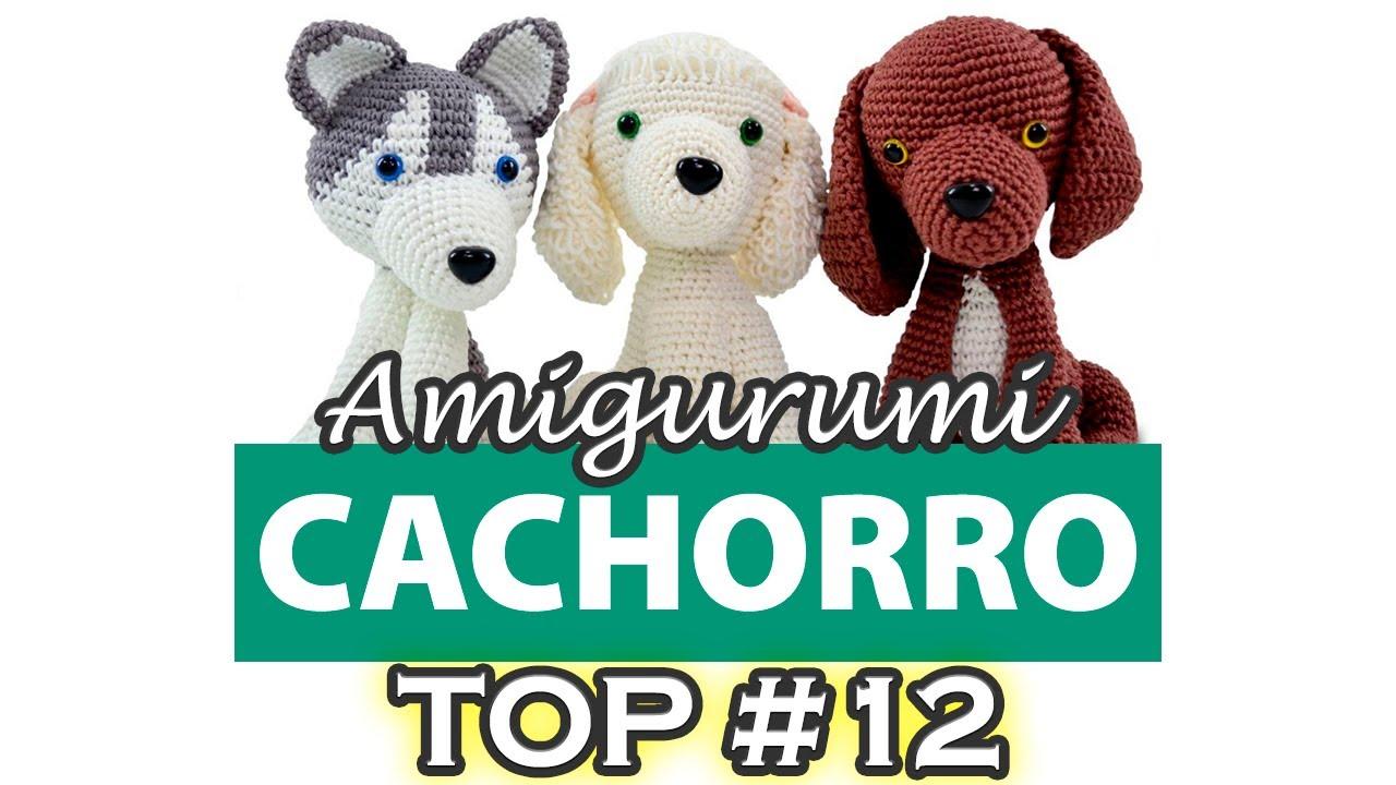 Amigurumi Cachorro - Ideias e tutoriais | 720x1280