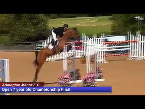 British Young Horse Showjumping Championships 7YO Final - Saturday 19th August 2017