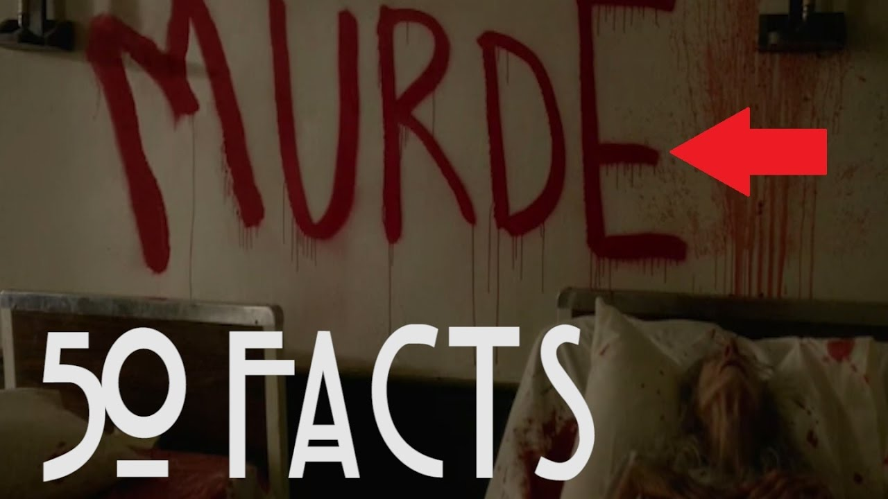 Download 50 Facts You Didn't Know About American Horror Story