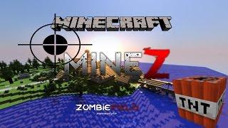 MineZ l Zombiefield : - By.wee462 #สอนคราฟรถ
