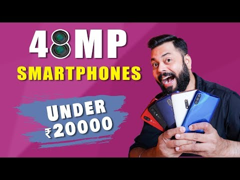 TOP 5 BEST 48MP CAMERA SMARTPHONES UNDER 20,000 (July 2019) ⚡⚡⚡ Camera Ho To Aisa