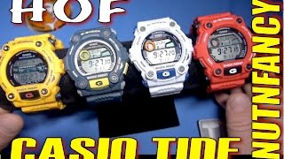 Casios Famous Water Watches Series