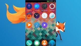 Firefox OS 2.0 (pre-release)