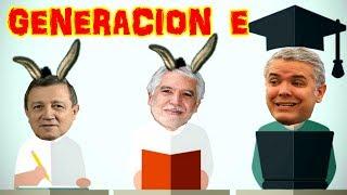 GENERACIÓN E !! TODA LA VERDAD DEL SER PILO PAGA DE IVÁN DUQUE, ESTA RECARGADO DE DISCRIMINACIÓN !