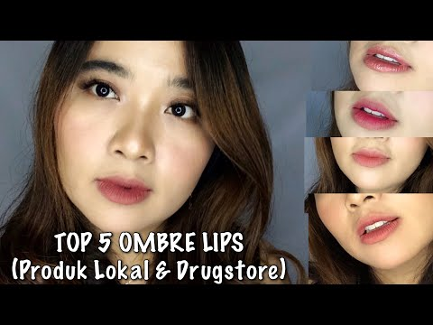top-5-ombre-lips-cocok-untuk-semua-skin-tone-||-lipstick-lokal-&-drugstore