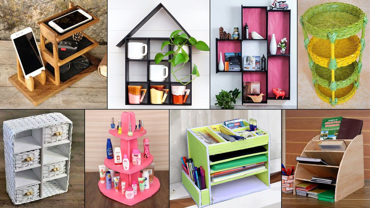 11 DIY Best Home Organization Ideas to Maximize Your Home Space