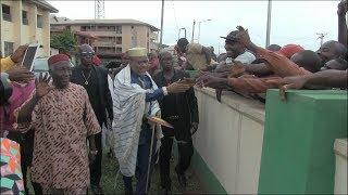 Biafra: Nnamdi Kanu Re-United With Ikedife & IPOB Customary Government. PT 2