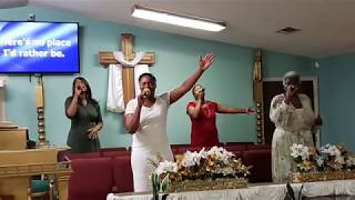 Creative actions | Greater Palm Bay COG | Sunday Service| Bishop J.R. Lewinson| 4.05.20
