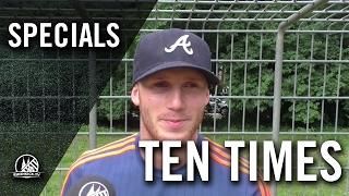 Ten Times mit Alexander Kurek (FC Pesch) | RHEINKICK.TV