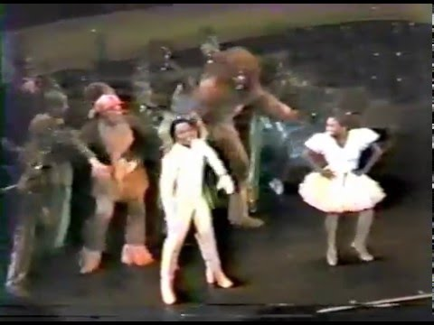 22. Y'all Got It - The Wiz (1984 Revival)