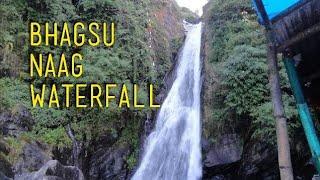 BHAGSU naag WATER FALL